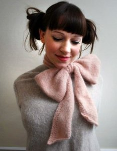 Tiny Owl Knits Patterns - Bo Peep Scarf Pattern