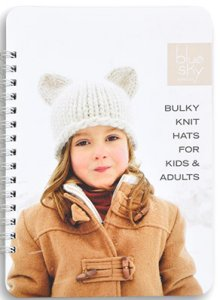 Bulky Hat Booklet - Bulky Knit Hats For Kids & Adults