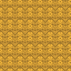 Anna Maria Horner True Colors Fabric - Going Up - Citron