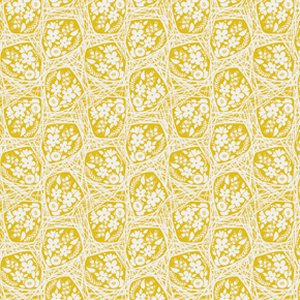 Anna Maria Horner True Colors Fabric - Haystack Bouquet - Sunny