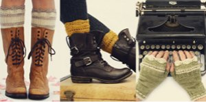 Pam Powers Knits Patterns - Brooklyn Boot Liners & Mitts
