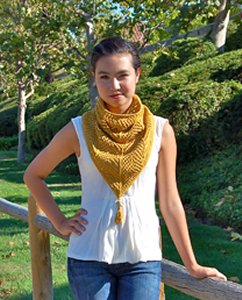 Pam Powers Knits Patterns - Cowgirl Cowl Pattern