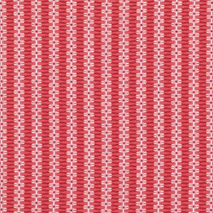 Jenean Morrison True Colors Fabric - Ribbon - Red