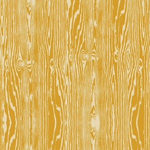 Joel Dewberry True Colors Fabric - Wood Grain - Straw