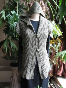 Sunday Knits Patterns - Adam's Ribs Hoodie