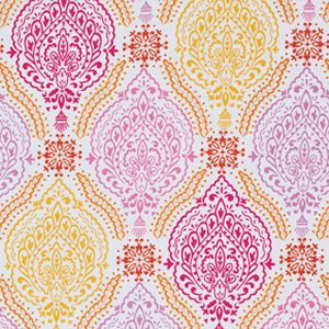 Dena Designs Little Azalea Fabric - Delphine - Pink