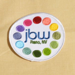 Jimmy Beans Wool Logo Gear - JBW Logo Patch