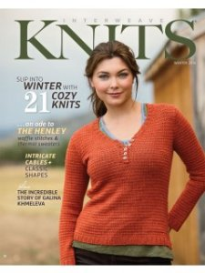 Interweave Knits Magazine - '14 Winter (Discontinued)