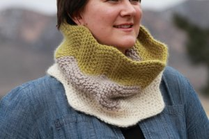 Classic Elite Toboggan Hold Steady Cowl Kit - Scarf and Shawls