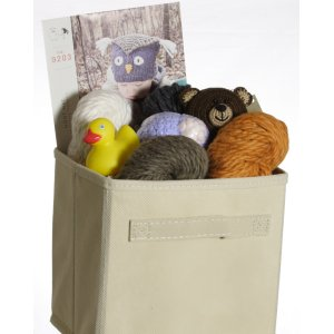 Jimmy Beans Wool Baby Gift Baskets - Spud & Chloe Hoot Hat