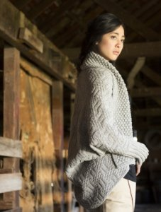 Imperial Yarn Patterns - Rimrock Cardigan Pattern