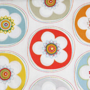 AdornIt Crazy for Daisies Fabric