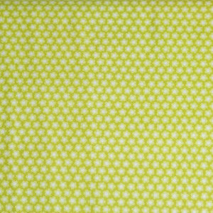 AdornIt Crazy for Daisies Fabric - Dulcet Dot - Green