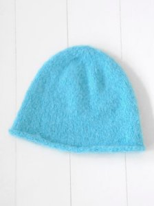 Blue Sky Fibers Traveler's Series Patterns - Brushed Suri Hat Pattern