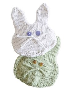 Blue Sky Fibers Traveler's Series Patterns - Boo-Boo Bunny Pattern