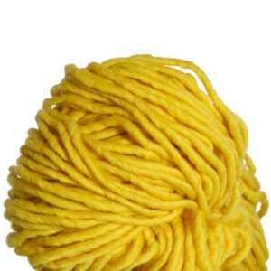 Brown Sheep Burly Spun Yarn - 155 Lemon Drop