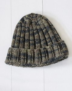 Blue Sky Fibers Traveler's Series Patterns - Camo Hat Pattern