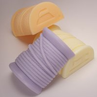 Alsatian Soaps & Bath Products Sew Happy Thread Soap - Lemongrass