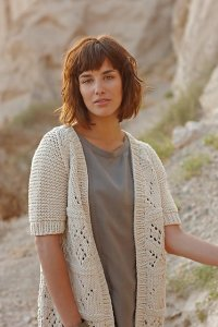 Rowan All Seasons Chunky Selene Cardigan Kit - Women's Cardigans