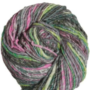 Noro Nadeshiko Yarn - 22 Grey, Green, Black, Pink