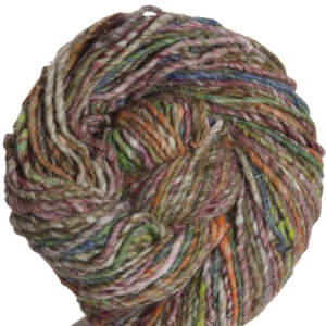 Noro Nadeshiko Yarn - 25 Green, White, Wine, Olive