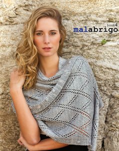 Malabrigo Silky Merino Enrejado Scarf or Shawl Kit - Scarf and Shawls