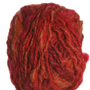 Be Sweet Marbled Mohair Yarn - Fireball