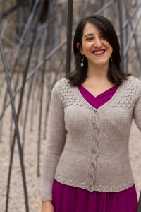 Miriam Felton Patterns - Vinculum Cardigan Pattern