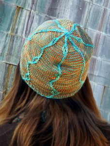 Anne Kuo Lukito Patterns - Mandarinfish Hat