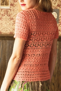 Koigu KPM Lacy Tee Kit - Women's Pullovers