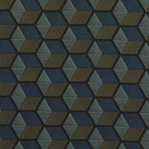 Parson Gray Vagabond Fabric - Parquet - Shadow