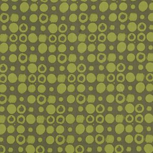 Parson Gray Vagabond Fabric - Street Fair - Fern