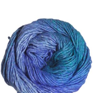 Crystal Palace Danube Aran Yarn - 604 Baltic Blues (Discontinued)