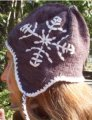 Swans Island Patterns - Open Book Hat