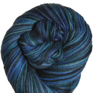 Misti Alpaca Pima Silk Hand Paint Yarn - 35 Blue Glory