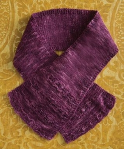 Classic Elite Alpaca Sox Jabot Kit - Scarf and Shawls