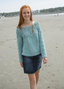 Classic Elite Sprout Long Sands Pullover Kit - Women's Pullovers