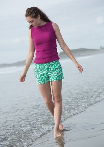 Classic Elite Sprout Moody Beach Top Kit - Women's Sleeveless