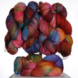 Madelinetosh Pashmina Worsted Yarn - 2nd Exclusive - Technicolor Dreamcoat