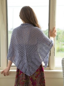 Classic Elite Firefly Fortress Shawl Kit - Scarf and Shawls