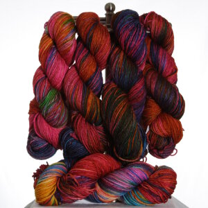 Madelinetosh Tosh Chunky Yarn - 2nd Exclusive - Technicolor Dreamcoat