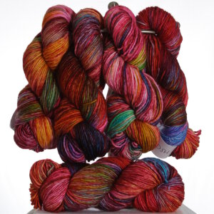Madelinetosh Tosh Merino Yarn - 2nd Exclusive - Technicolor Dreamcoat
