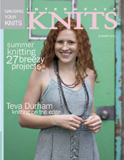 Interweave Knits Magazine - '05 Summer