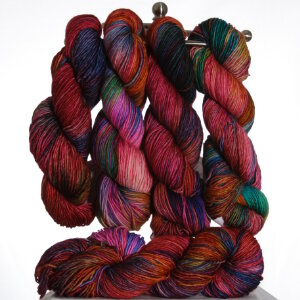 Madelinetosh Tosh Merino DK Yarn - 2nd Exclusive - Technicolor Dreamcoat