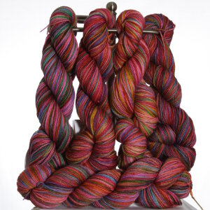 Madelinetosh Tosh Sock Yarn - 2nd Exclusive - Technicolor Dreamcoat