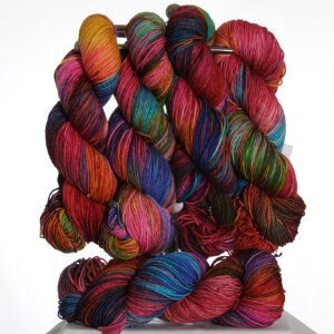 Madelinetosh Tosh Sport Yarn - 2nd Exclusive - Technicolor Dreamcoat