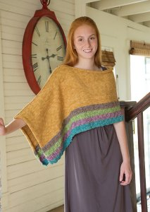 Classic Elite Mesa Leona Wrap Kit - Scarf and Shawls
