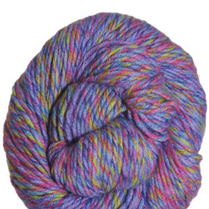 HiKoo SimpliWorsted Marl Yarn - 652 Pretty as a Petunia