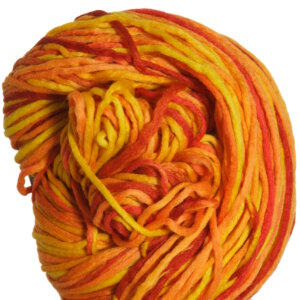Schoppel Wolle Pur Yarn - 1965 Yellow/Orange (Discontinued)