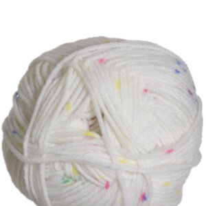 Plymouth Dreambaby DK Yarn - 311 White Pastels (Discontinued)